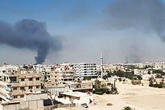 В Сирии ищут химоружие