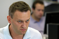 Почту Навального вскрыли из Германии