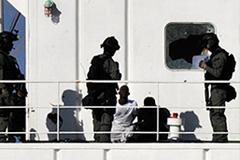 Россияне в плену пиратов