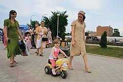Самые счастливые люди - в Грозном