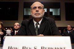 Бернанке не дал ни намека на спасение