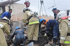 В Кузбассе рухнула крыша автовокзала