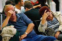 Lufthansa отменила тысячу рейсов