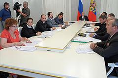 Путин подвел итоги работы на Кубани