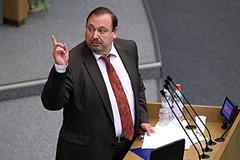 У Гудкова отобрали мандат
