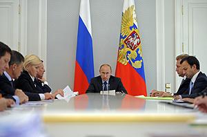 Что Путину не нравится в бюджете