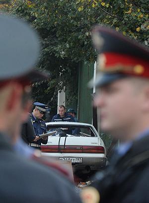 Семь человек погибло на остановке в Москве