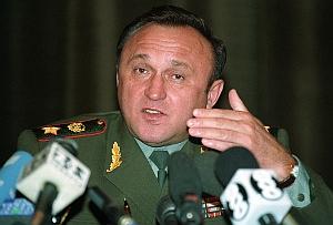 Умер экс-министр обороны Павел Грачев