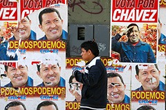 Чавеса переизбрали