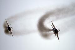 Авиаудар по боевикам