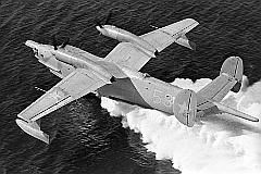 Самолет-амфибия разбился при посадке