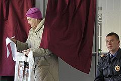 Выборы мэра Химок