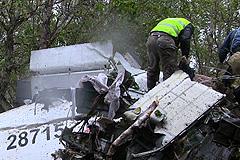 Крушение Ан-28: спирт в крови пилотов