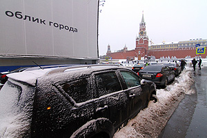 Москва к зиме готова