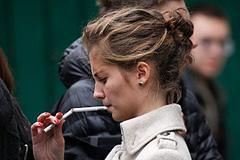 Министры отказываются от курения