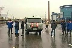 Прорыв газопровода в Ижевске