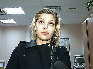 Авария на Кутузовском, за рулем пьяная