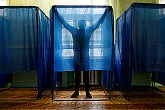 Украина: выборы в парламент