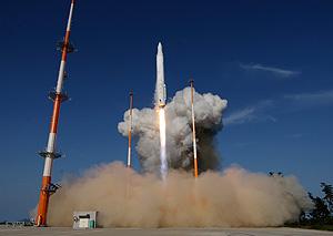 Южнокорейскую ракету запустят в ноябре