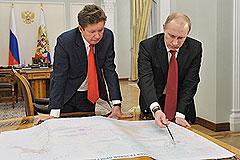 """""""Газпром"""" получил импульс для освоения Чаянды"""
