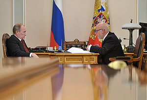 Путин обновил состав СПЧ