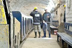 В Кузбассе пострадали шахтеры