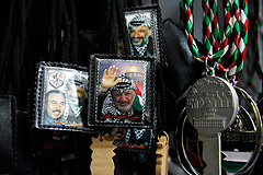 Арафата достали из могилы