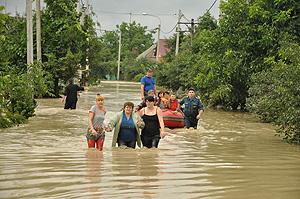 Наводнение в Крымске: обвинения предъявлены