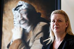 Вдова Арафата подозревает Россию