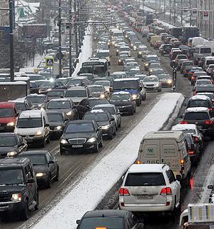 Москву завалит снегом