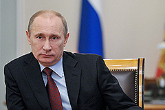 Путин пригрозил министерству палкой