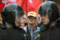 Оппозиция отказалась от митинга