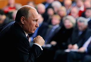 Путин предложил встречаться