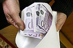 Отток капитала - это вывоз взяток