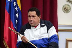 Уго Чавес стабилен