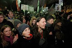 """""""Марш свободы"""" ждет согласования"""