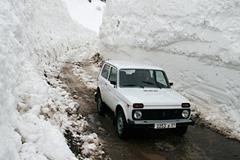 За снег на трассе накажут виновных