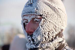 Ледяной марш России