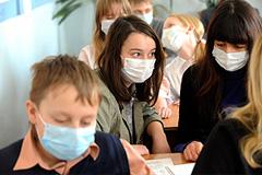 В Москву пришел грипп