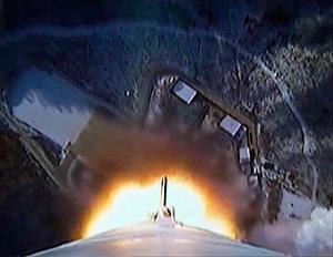 Спутник Пхеньяна не передает сигналов