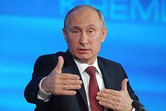 Путин ответил на вопросы