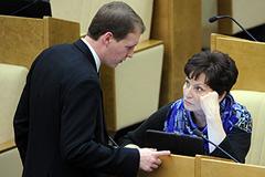 """Депутаты приняли """"закон Димы Яковлева"""""""