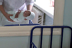В Ангарске похитили и нашли младенца