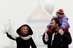 Москвичи готовят марш в защиту детей