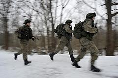 Вооруженные силы переоденутся