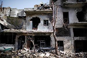 Против Дамаска применили химоружие