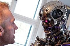 Робото-революция придет через 15 лет