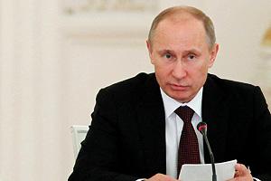 Путин запретил вывозить сирот в США