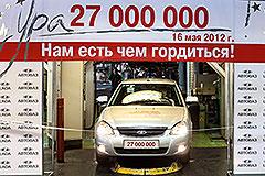 2012: российский автопром прикрылся автохламом