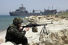 К берегам Сирии отправили десант